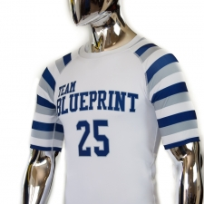 Blueprint 1/2 sleeve compression T