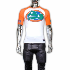 Gators 1/2 sleeve compression T