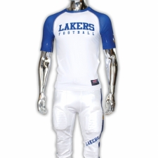 Lakers 1/2 sleeve compression T