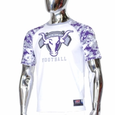 Lehi 1/2 sleeve compression T