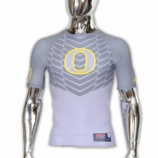 Olympus 1/2 sleeve compression T