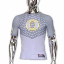 Olympus 1/2 sleeve compression T