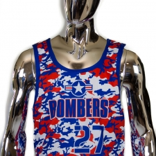 Sublimated Bombers