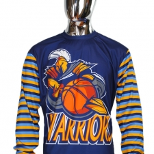 Warriors shooter shirt