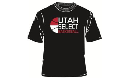 Utah Select Dri-FIT T-Shirt (Black)