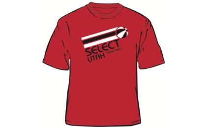 Utah Select Dri-FIT T-Shirt (Red)