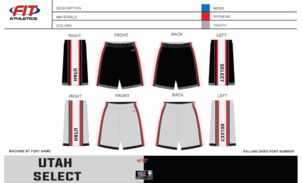 Utah Select Pocketed Shorts
