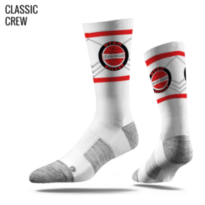 Utah Select Socks (White)