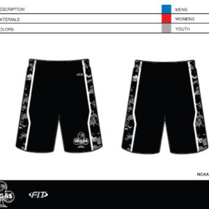 Vegas Pocketed Shorts