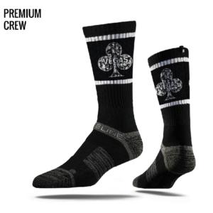 Vegas Premium Crew Socks